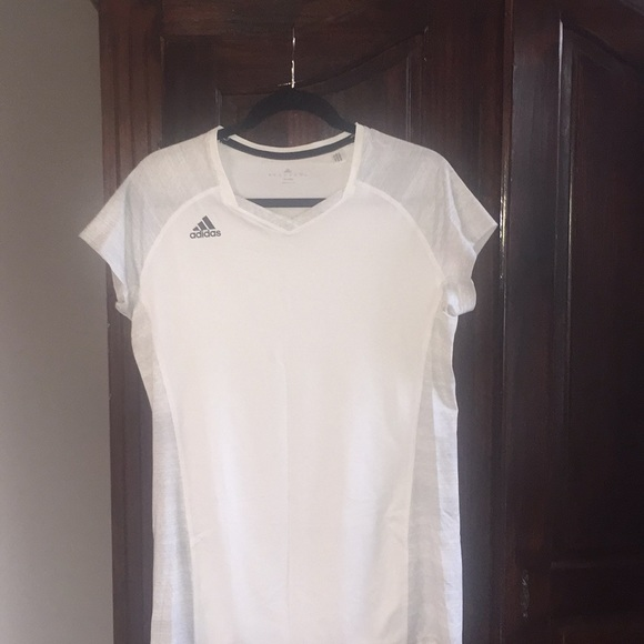 Adidas Tops Womens Adidas Drifit Climalite Shirt Poshmark A wide variety of dri fit womens shirts options are available to you, such as feature, supply type, and collar. women s adidas drifit climalite shirt